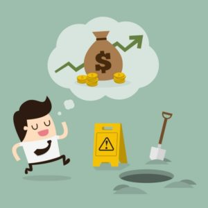 Financial Risk Management Money Investment Risk